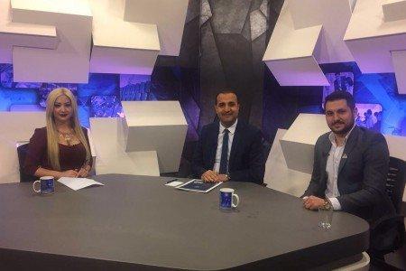 EGE TV 'DE CANLI YAYINDAYDIK