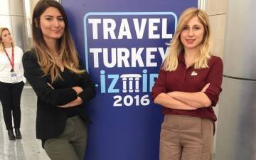 TRAVEL TURKEY FUARINDAYDIK